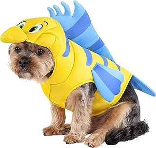 Rubie's Disney Pet Little Mermaid Flounder Costume, Medium