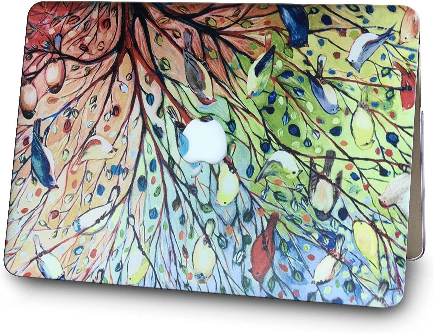 Brain SAYA Protective Waterproof Hard Case Cover Shell for MacBook Pro 13 Inch Model A 1278 Non-Retina