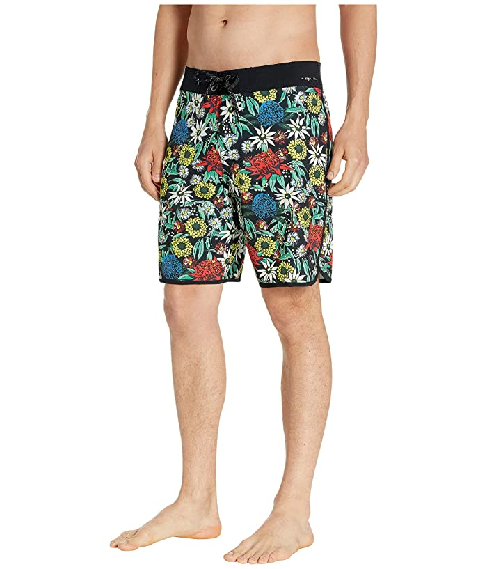 d045d48cd6 Quiksilver 19'' Highline Bush Bandit (Black) Men's Swimwear