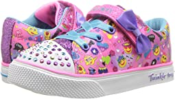 SKECHERS KIDS Twinkle Toes - Twinkle Breeze 2.0 10926N Lights (Toddler)