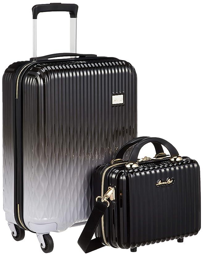 安息匿名自動[シフレ] ハードジッパースーツケース 小型 Sサイズ 1年保証付き 可(国際線、国内線100席以上、3辺合計115cm以内) 保証付 32L 48 cm 2.8kg