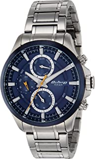 Octane Active Analog Blue Dial Men's Watch - 90104KM01