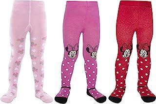 Disney Baby Girls' Leggings Tights – Soft Breathable Stockings Pantyhose (Newborn/Infant)