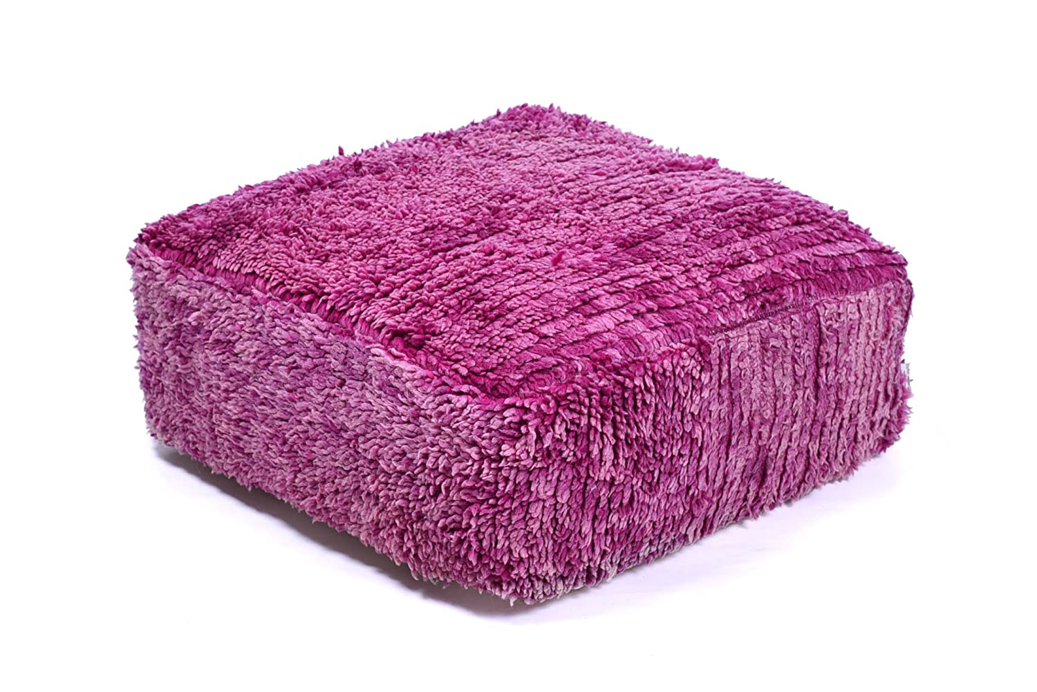Moroccan Floor unisex Pillow Pouf Cover Berber Handmade Bohemian Otto OFFicial store