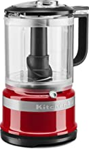 KitchenAid KFC0516ER 5 Cup whisking Accessory Food Chopper, Empire Red