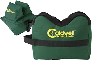 Caldwell DeadShot Boxed Combo Front and Rear Bag with Durable Construction and Water..