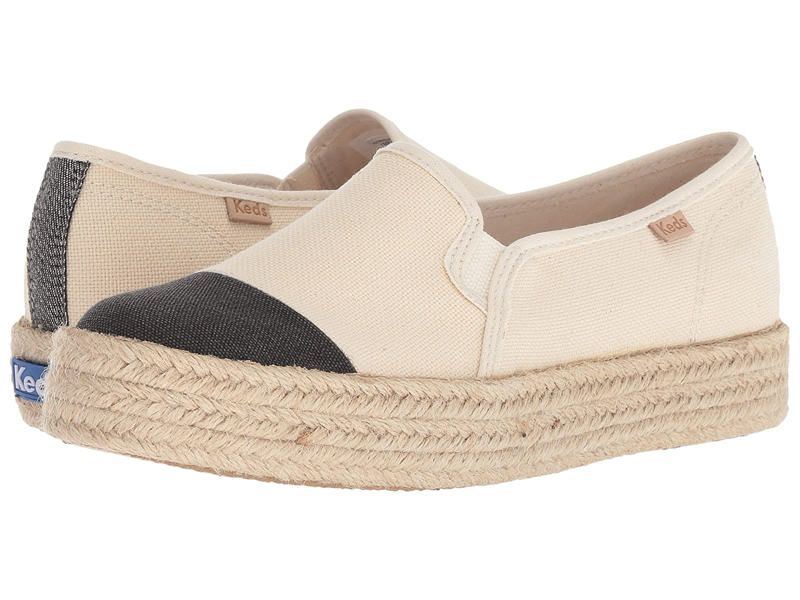 Keds Keds X Design Love Fest Triple Decker Slip-on SneakerAtmospheric grades have affordable shoes