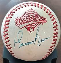 Mariano Rivera Signed Auto 1996 World Series Ball JSA HOF Yankees Autographed Memorabilia