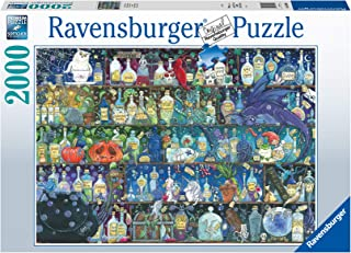 Ravensburger 16010 Poisons and Potions Puzzle Game 2000-Pieces