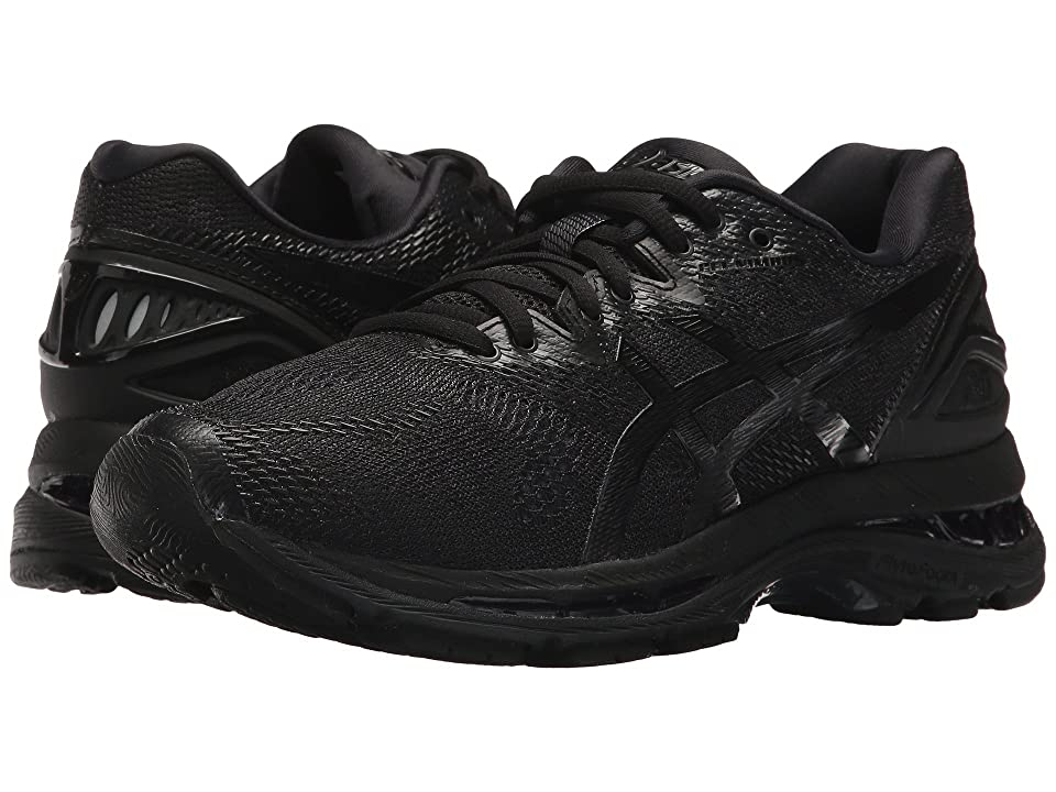 ASICS GEL-Nimbus(r) 20 (Black/Black/Carbon) Women