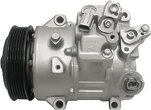 RYC Remanufactured AC Compressor and A/C Clutch AEG367