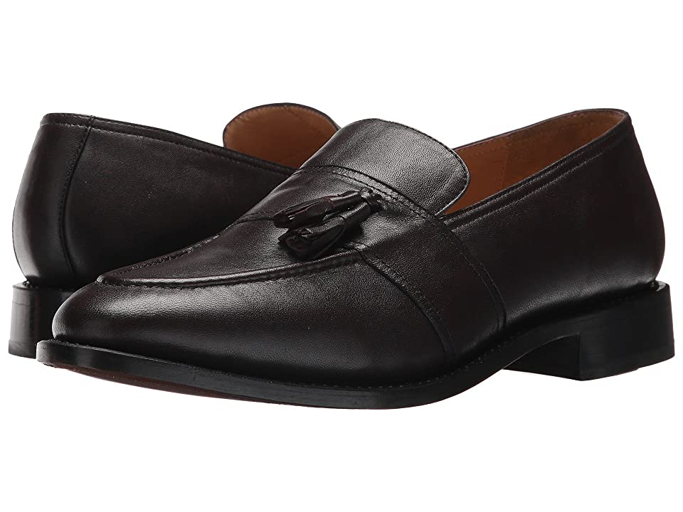 Michael Bastian Gray Label Sidney Tassel Loafer (Bordeaux) Men's Slip-on Dress Shoes