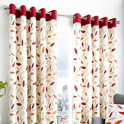 Outstanding Red Curtains For Living Room Amazon Co Uk Download Free Architecture Designs Scobabritishbridgeorg