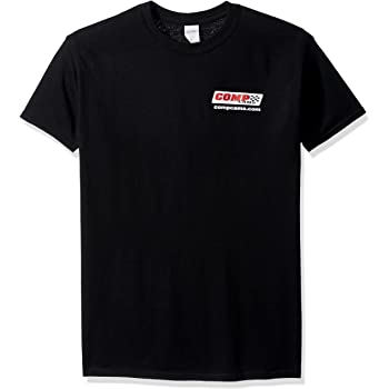 Competition Cams C1020-XL X-Large Black Racing T-Shirt COMP Cams