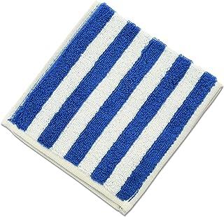 【今治毛巾】 Otta 半高手帕 14-01 (长25×宽12.5cm) OT14-0060-0901 蓝色 OT14-0060-0901