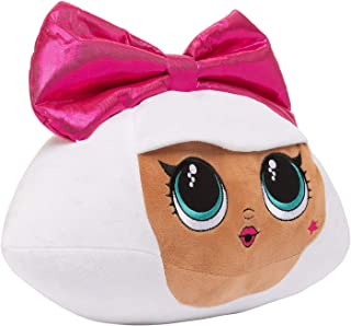 Franco Kids Bedding Super Soft Plush Snuggle Cuddle Pillow, LOL Surprise Diva