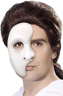 Smiffy's Men's Phantom of The Opera Mask