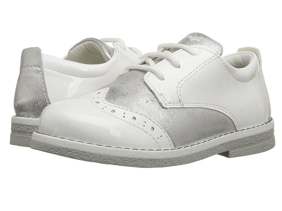 Primigi Kids Dixy (Toddler) (White) Girls Shoes