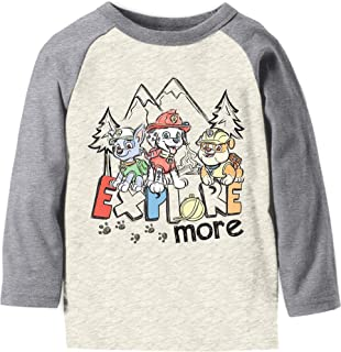 Toddler Boys 2T-5T Paw Patrol Explore More Graphic Tee