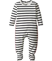 Junior Gaultier - Striped Footie (Infant)