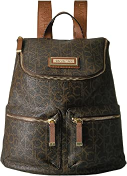 Hudson Monogram Backpack