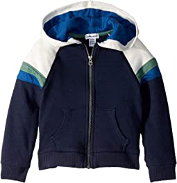 Racing Stripe Hoodie Jacket (Infant)