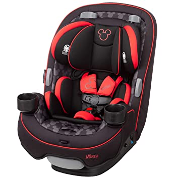 Disney Baby Grow & Go 3-in-1 Convertible Car Seat, Simply Mickey: image
