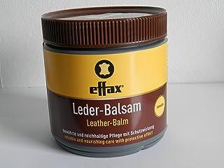 Effax-Bálsamo para cuero piel grasa piel cuidado, 500ml, William Hunter Equestrian Effax-Bálsamo piel cuidado Effax Leather Bálsamo