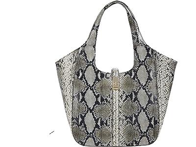 Brahmin Felix Carla Tote (Stone) Tote Handbags
