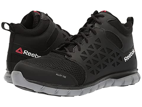 9b313031135 Reebok Work Sublite Cushion Work Mid SD at Zappos.com