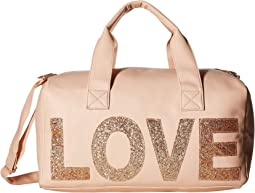 Glitz and Love Duffel Bag