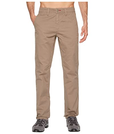 Toad&Co Mission Ridge Lean Pants (Dark Chino) Men