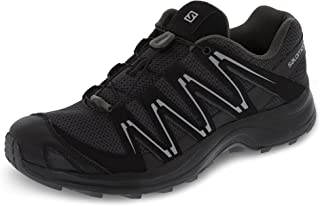 Salomon Men's Xa Kuban Trail Running Shoe, 10.5, Phantom/Black/Monument