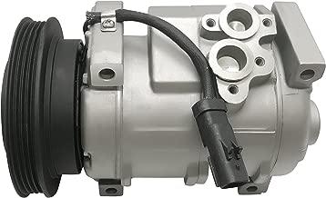 RYC Remanufactured AC Compressor and A/C Clutch FG309