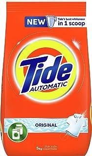 Tide Automatic Laundry Powder Detergent, Original Scent, 5 Kg