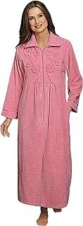 National Chenille Zip Robe