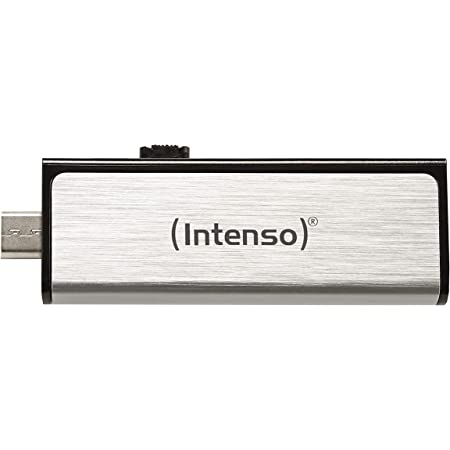 Intenso Mobile Line On The Go 32 Gb Usb Stick Usb2 0 Computer Zubehör