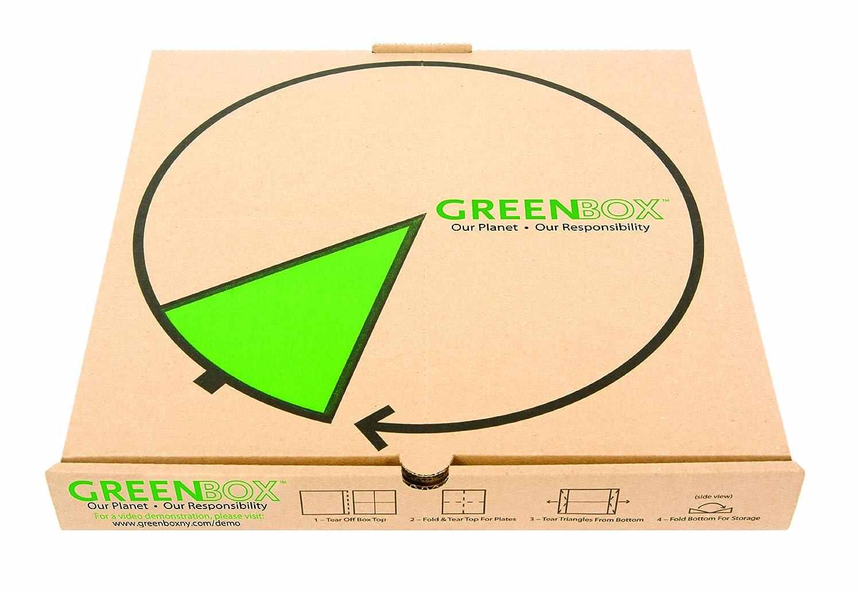 GreenBox Pizza Box 100% quality warranty! 16-3 8