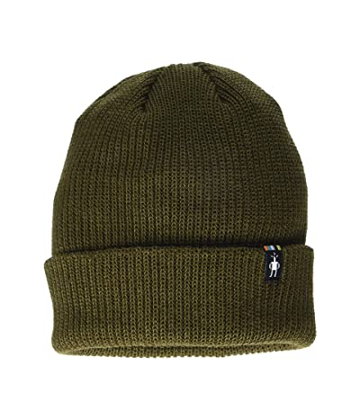 Smartwool Cantar Watchcap (Military Olive) Caps