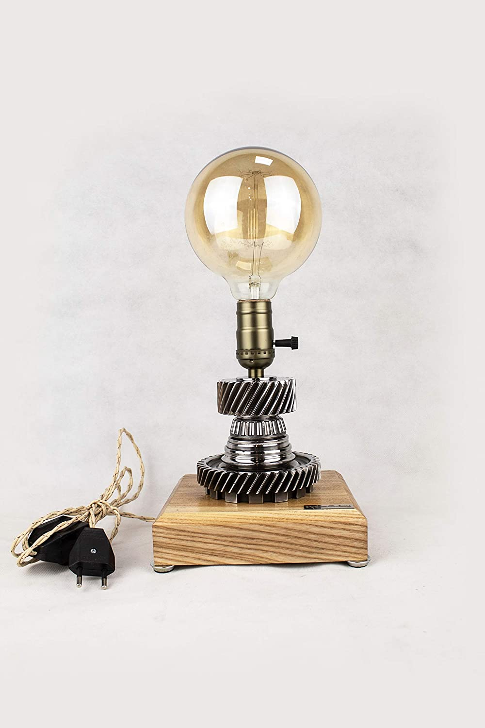 Industrial Table Lamp PrideJoy Ranking TOP15 steampunk Low price part car for lamp Gift