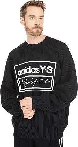 Y-3 Tech Knit Crew Sweater
