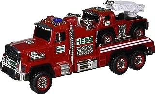 Best hess truck fire truck Reviews
