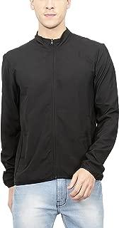 Scott International I-Dry Signature Style Dryfit Jacket for Men - Black