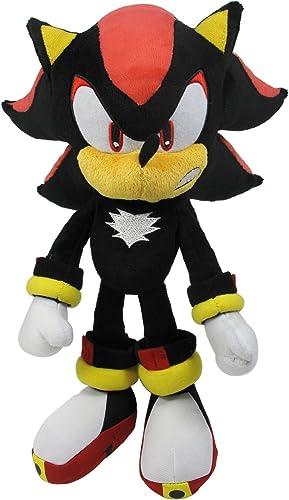 Sonic the Hedgehog Blautooth Plüsch Modern Schatten