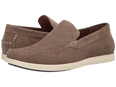 Kenneth Cole Reaction Braylon Slip-On B (Taupe) Men