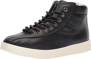 حذاء رياضي نايلون Hi2 للرجال من Tretorn، أسود، 7 M US