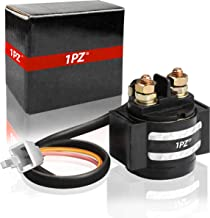 UMPARTS (SN2) Starter Solenoid Relay for Lance Scooter 125cc Cali Classic 125 (4 Stroke) Air-Cooled 2010 2011 2012 2013 2014 2015 2016 2017# 125T-E-174
