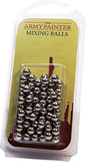 """The Army Painter Paint Mixing Balls - Rust-proof Stainless Steel Balls for Mixing Model Paints - Stainless Steel Mixing Agitator Balls, 5.5mm/apr. 0.22"""", 100 Pcs"""
