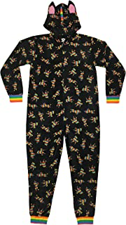 Men's Novelty Costume Onesie Extremely Soft Full Body Union Suit