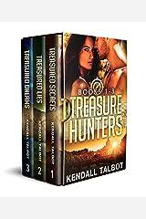 Treasure Hunters Box Set 1: Three action-packed romantic suspense books Kindle Edition